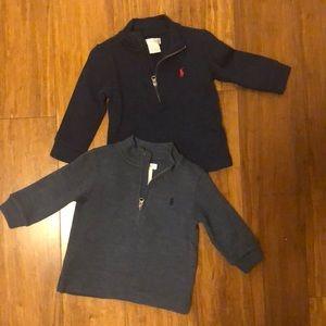 Ralph Lauren sweater bundle
